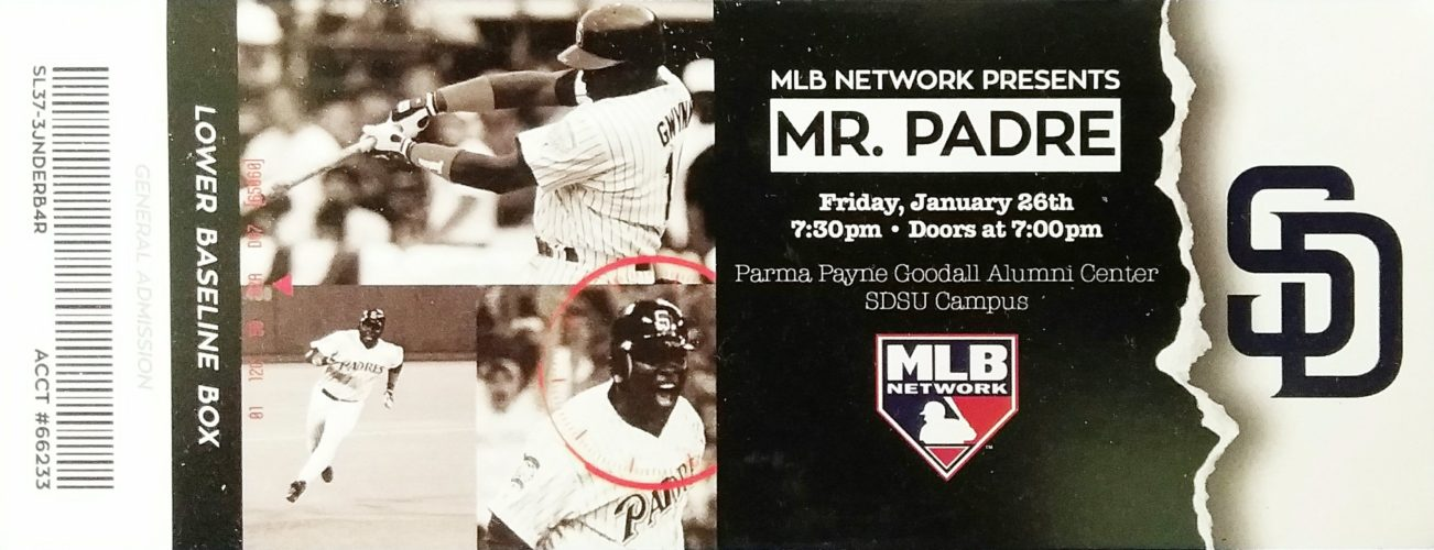MLB Network Presents: Mr. Padre – A Quick Review