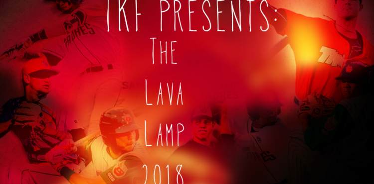 The Lava Lamp 2018: Coaches